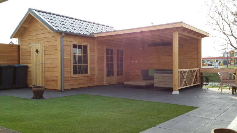 Veranda wezep jan boer tuin en landschapsprojecten jan boer tuin en landschapsprojecten - Te vergroten zijn huis met een veranda ...
