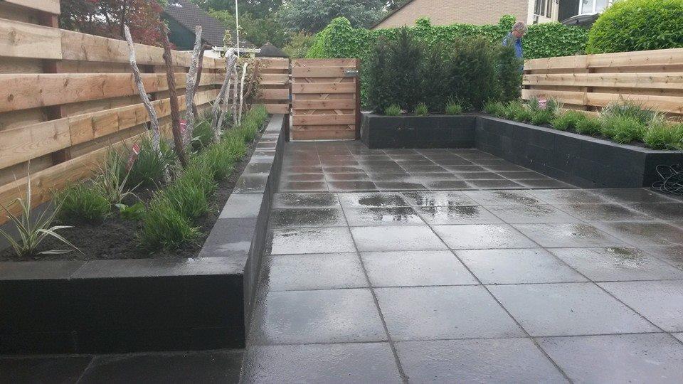 Particuliere tuin zwolle jan boer tuin en landschapsprojecten jan boer tuin en - Tuin met openlucht design ...